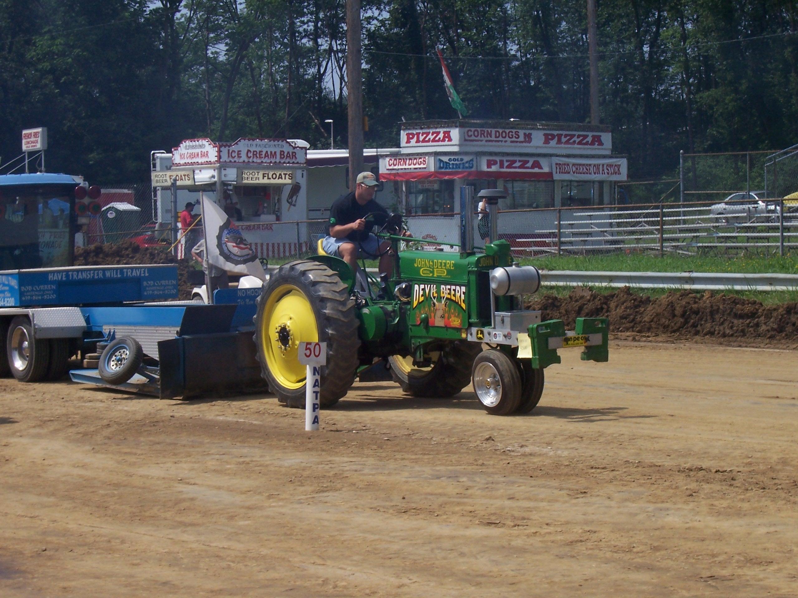 Tractor Pulling Clutch : About us